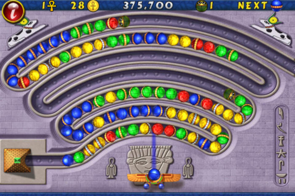 صورة تحميل لعبة زوما الاقصر – تنزيل لعبة luxor للكمبيوتر برابط مباشر