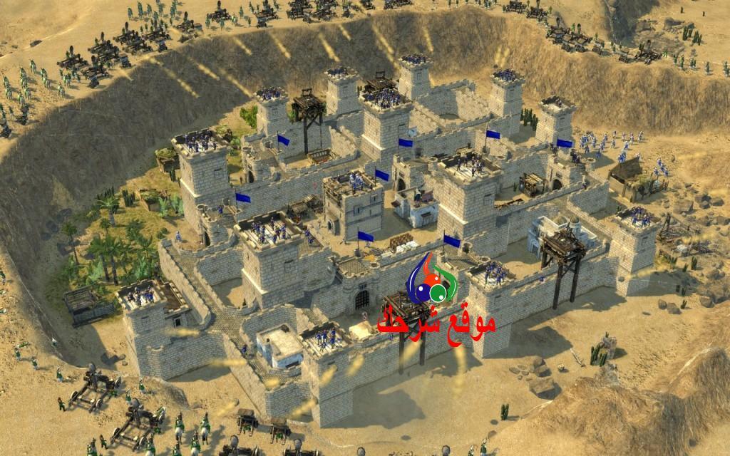 لعبة حرب صلاح الدين من ميديا فاير