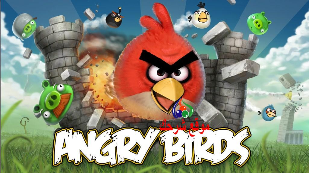 صورة تحميل لعبة الطيور الغاضبة Angry Birds 4 للكمبيوتر من ميديا فاير