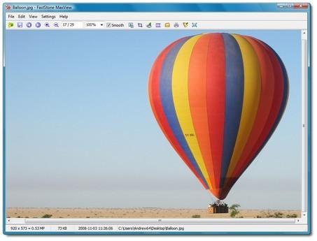 صورة تحميل برنامج تعديل الصور للكمبيوتر 2020 Faststone Maxview