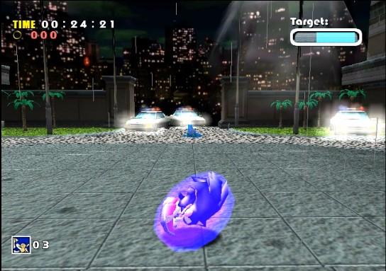 تحميل لعبة سونيك الاصلية للكمبيوتر من ميديا فاير Sonic Adventured