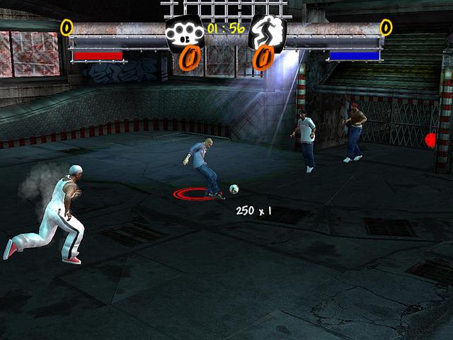 تحميل لعبة كرة الشوارع للكمبيوتر من ميديا فاير