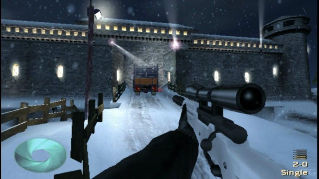 تحميل لعبة جيمس بوند للكمبيوتر من ميديا فاير 007NightFire