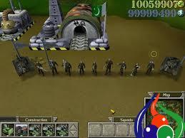 طريقة اللعب في لعبة Army Men RTS