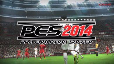 صورة تحميل لعبة بيس 2014 للكمبيوتر مجانا PES 2014 كاملة برابط واحد مباشر