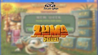 صورة تحميل لعبة زوما القديمة الاصلية كاملة | تنزيل لعبة Zuma Deluxe