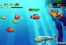صورة تحميل لعبة السمكة 2 Feeding Frenzy مضغوطة من ميديا فاير
