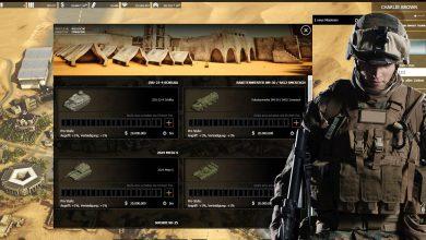 صورة تحميل لعبة جنرالات الحرب لعبة استراتيجية Desert operations