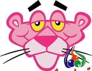 لعبة النمر الوردي